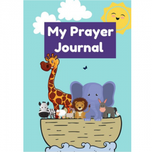 My prayer journal cover