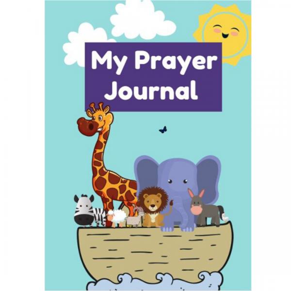 My prayer journal cover