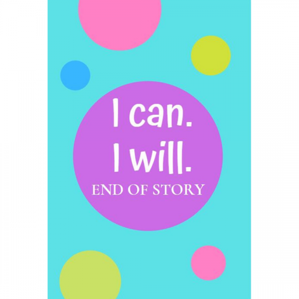 motivational journal cover