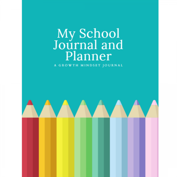 My School Journal and Planner