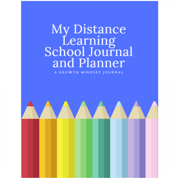 distance learning planner