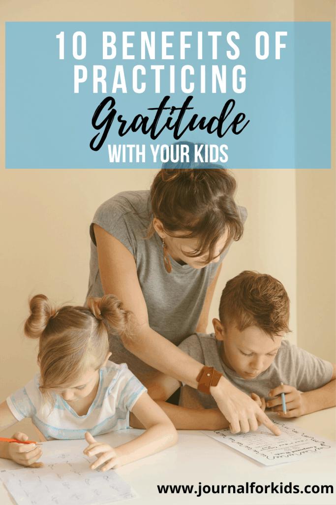 benefits of practicing gratitude
