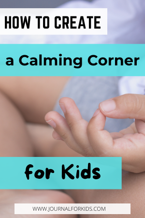 calming corner for kids