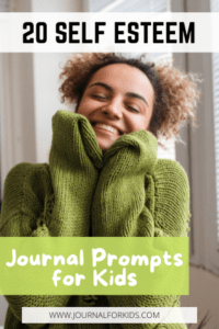 Self Love Journal Prompts for Kids